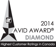 2014 Avid Award® Diamond